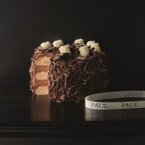 Le merveilleux au chocolat noir
