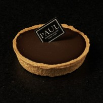 La tartelette au chocolat