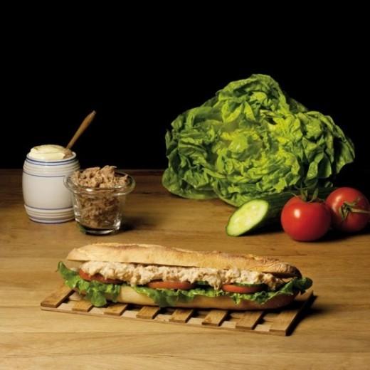 Le sandwich dieppois