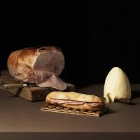 The Parisian sandwich