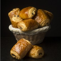 The pain au chocolat