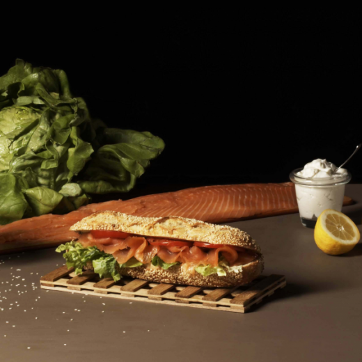 Le sandwich atlantique